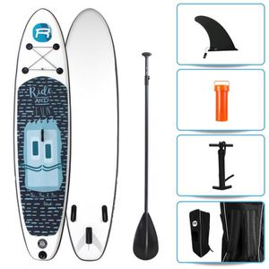 STAND UP PADDLE ROHE Pack Paddle Gonflable Kiddo 10'6(320cm) x 30'