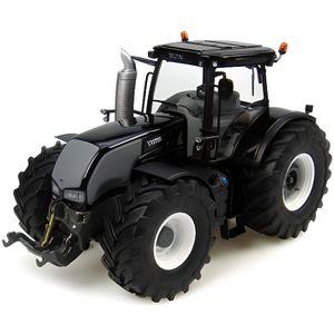 VOITURE - CAMION Tracteur Valtra S noir roues Trelleborg - Universa