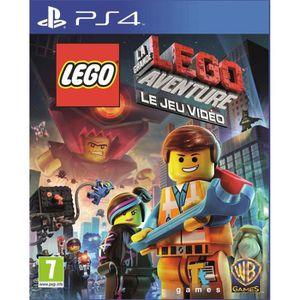 JEU PS4 LEGO Movie Jeu PS4