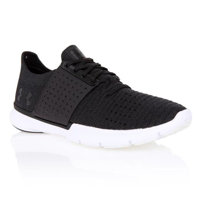 UNDER ARMOUR Chaussures multisport Speedform - Homme - Noir
