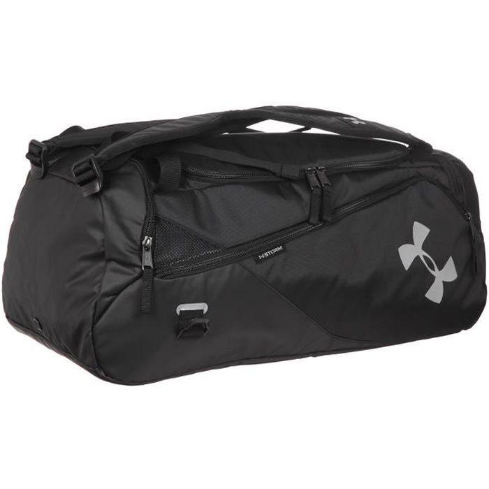 UNDER ARMOUR Sac de Sport Contain Duo 2.0 Duffel Bag - Noir