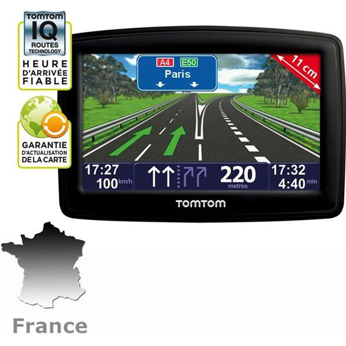 gps tomtom xl 2. Black Bedroom Furniture Sets. Home Design Ideas