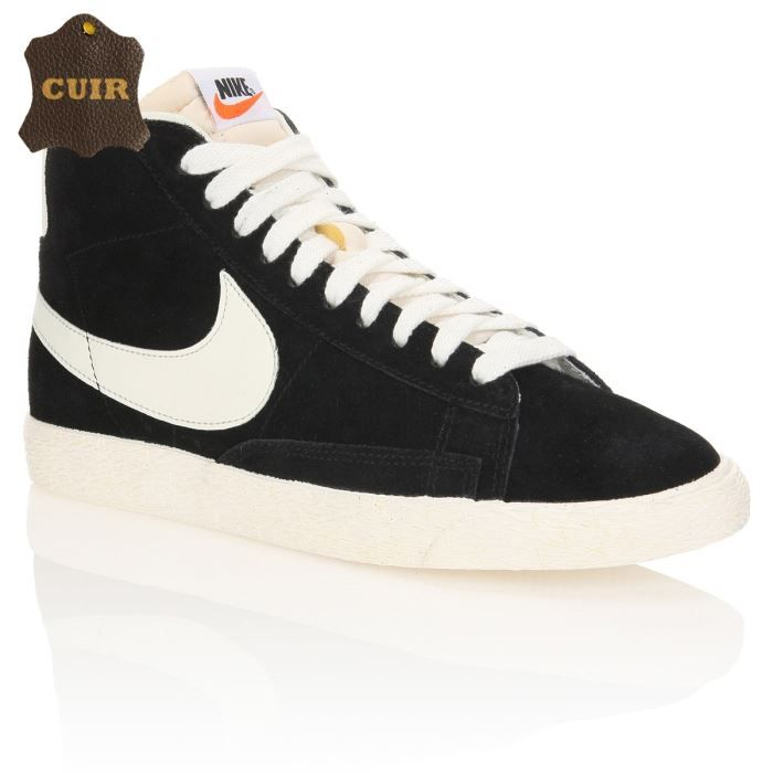 temperament shoes super cute latest fashion nike blazer homme montante