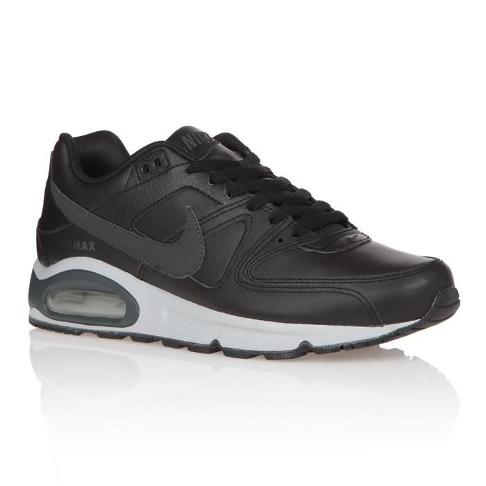 NIKE Baskets Air Max Command Ltr - Homme - Noir