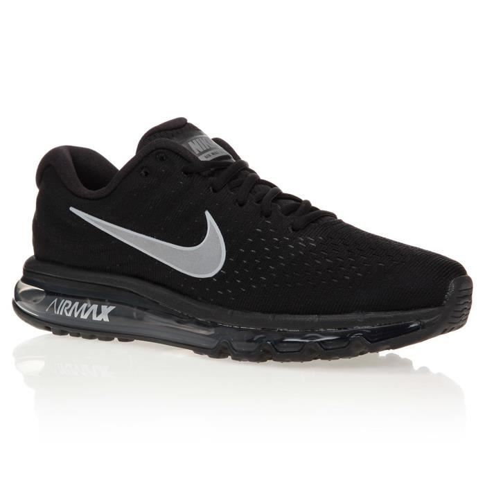 nike chaussures de running air max 2017 homme pe17 prix pas cher cdiscount. Black Bedroom Furniture Sets. Home Design Ideas