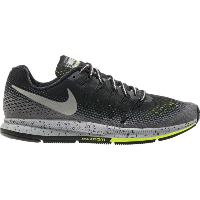 new style 71230 00ba5 NIKE Chaussures de running Air Zoom Pegasus 33 Shield Homme