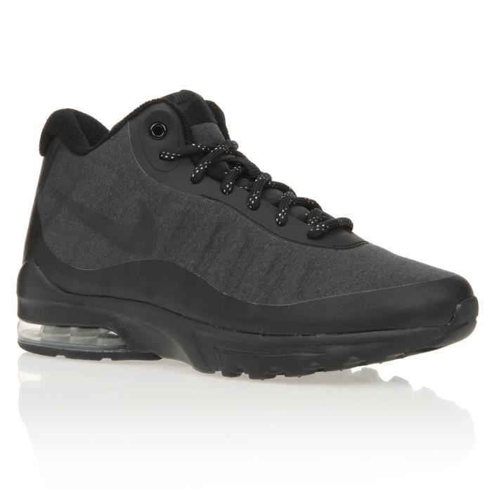 nike baskets air max invigor chaussures femme femme noir achat vente nike baskets femme. Black Bedroom Furniture Sets. Home Design Ideas