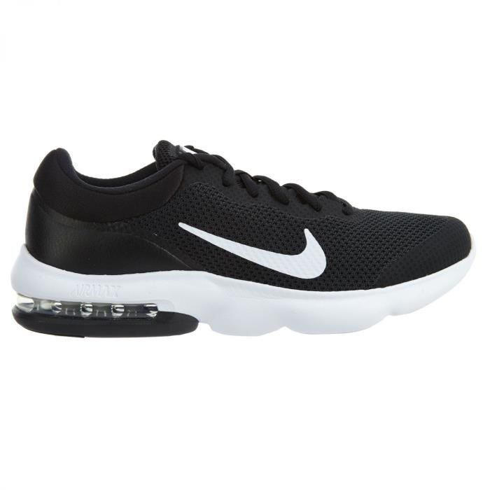 first rate c01fe 59f1f NIKE Chaussures Air Max Advantage - Homme - Noir et Blanc
