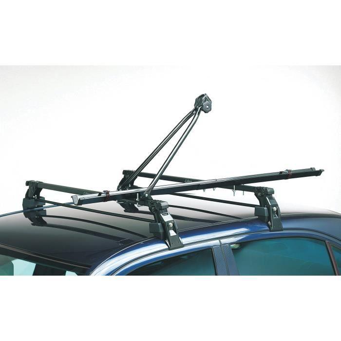 Porte-vélo de toit PERUZZO Lucky Two Cruiser avec bras articulé pour 1 vélo - Réf. 11102001