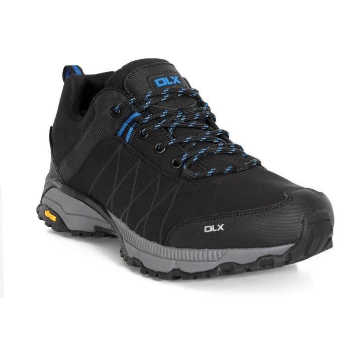 TRESPASS Chaussures de randonnée Keyboard II - Homme - Noir