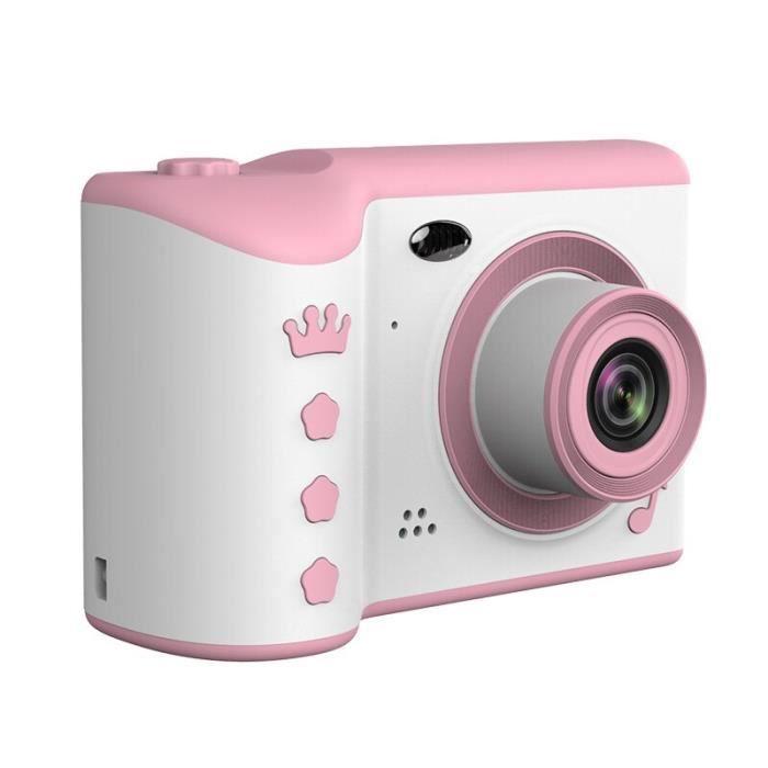 Caméra pour enfants à écran tactile numérique haute définition à double objectif IPS de 2,8 -, adaptée aux enfants 32g