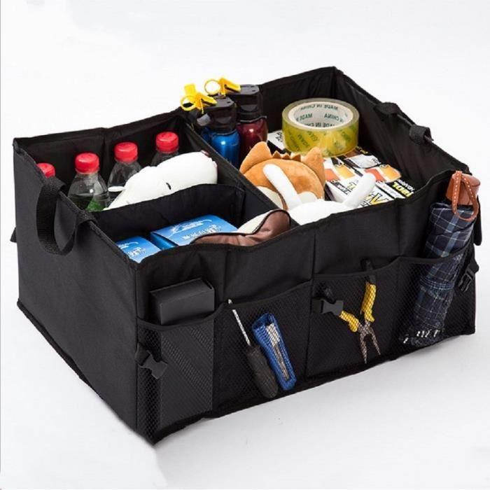 Coffre sac sac rangement coffre organisateur support de voyage pliable