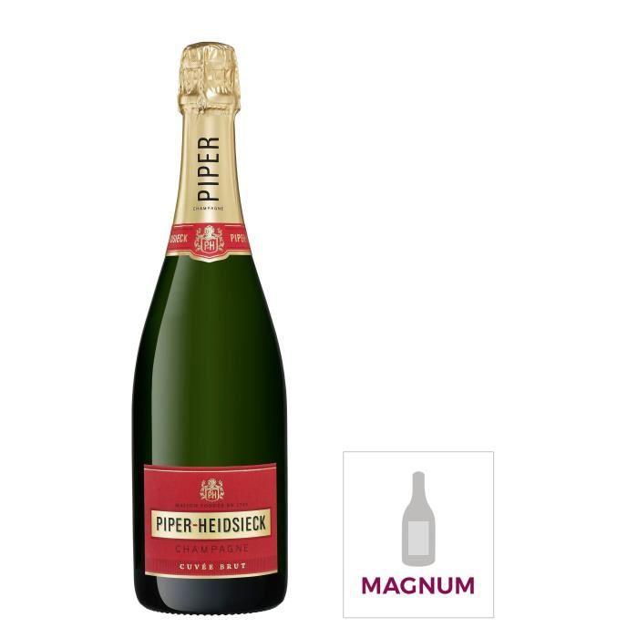 Champagne Piper Heidsieck Brut - Magnum 1,5L