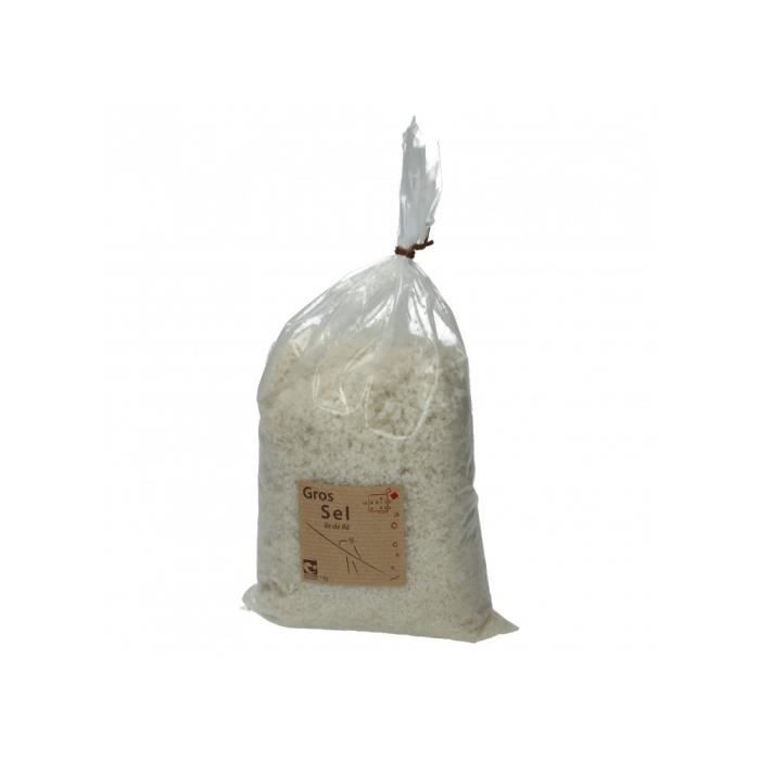 Gros sel 1kg (non bio)