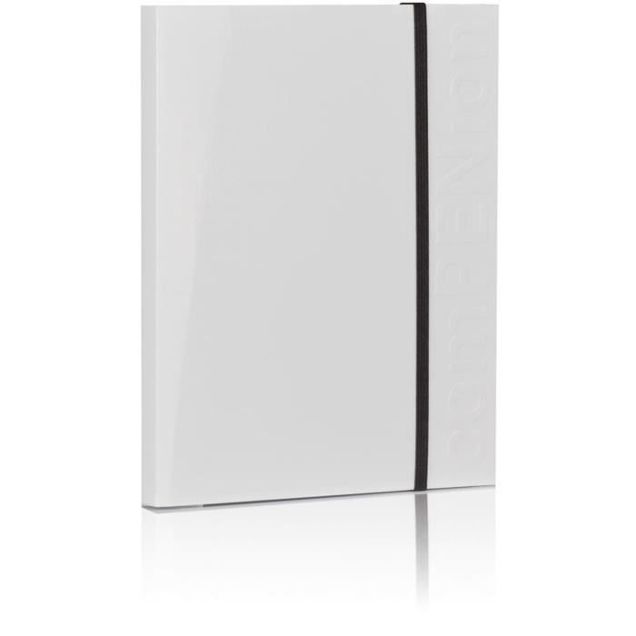 Bloc-notes A5 ''My Personal Compenion'' - Blanc