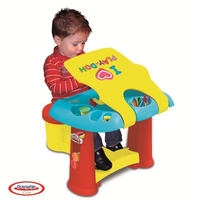 Mon Premier Bureau Enfant - Play Doh