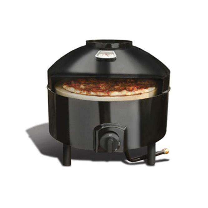 Four à pizza au gaz 4,3Kw 1 brûleur