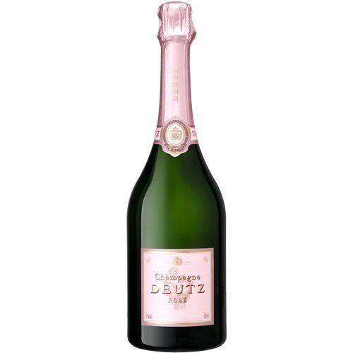 DEUTZ France Champagne Rosé Brut 750 ml - CL-30466-NVB