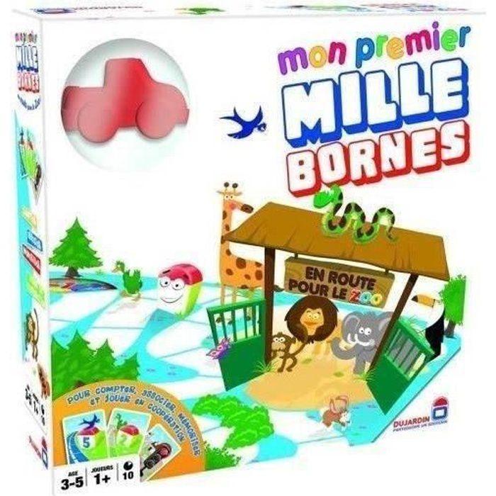 Mon premier Mille Bornes - Tous au Zoo !