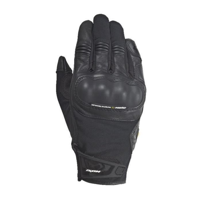 IXON Gant moto RS Grip 2 - Noir
