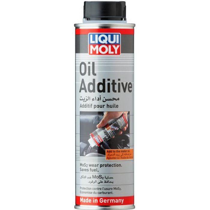 21500 LIQUI MOLY - Additif huile moteur Lubrifiant anti-frottement - 300ml