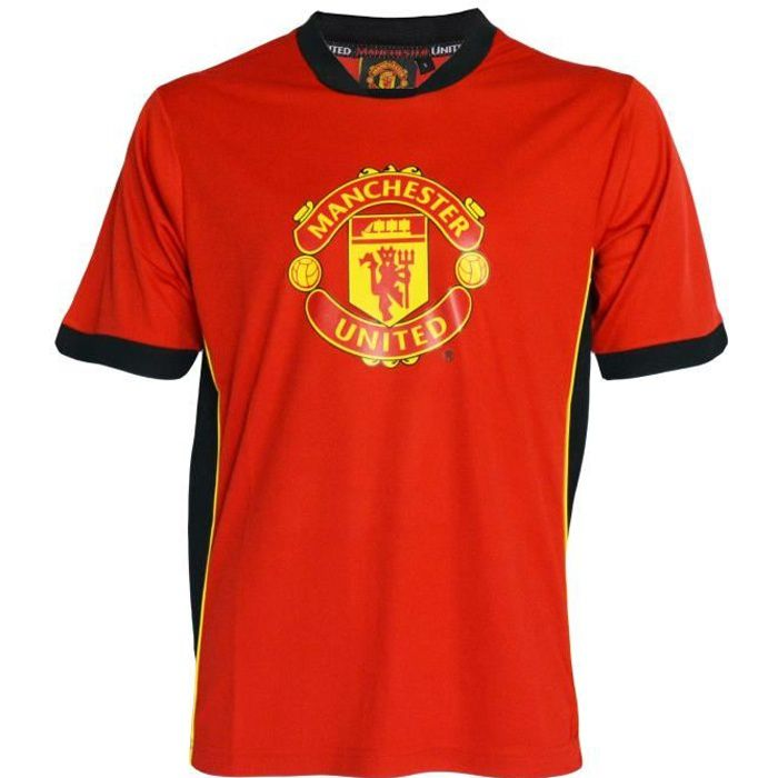 Maillot Manchester United FC - Collection officielle MANCHESTER UNITED FC- Taille adulte homme XXL