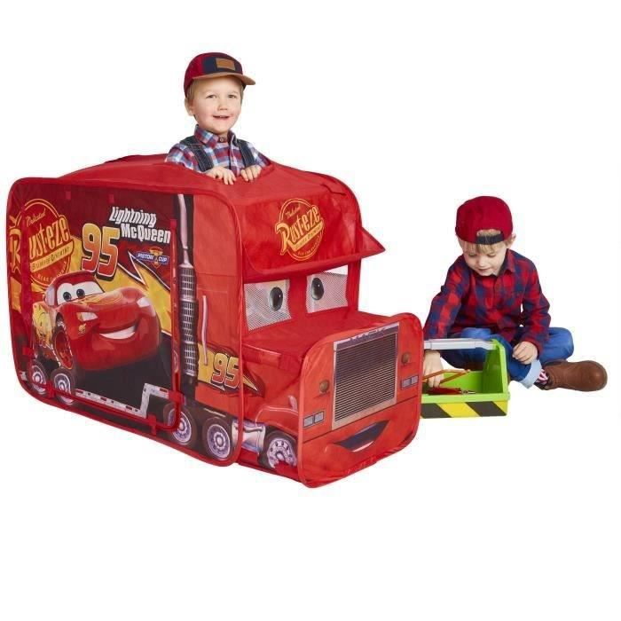 CARS Tente de Jeu Pop-up Mack Truck