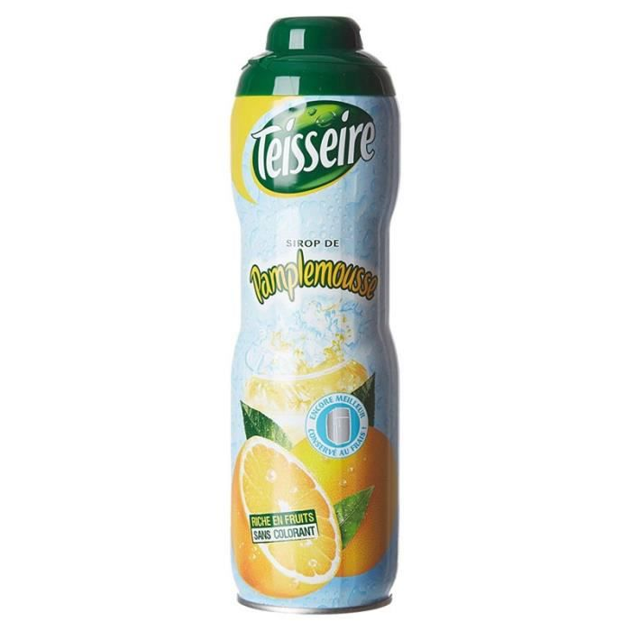 Teisseire - Teisseire Sirop Pamplemousse 60cl