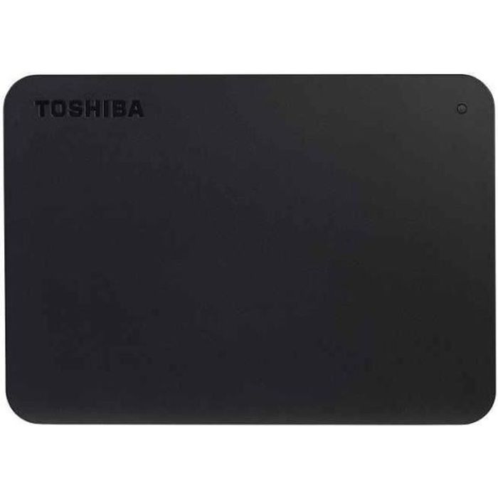 Disque dur externe Toshiba HDTB405EK3AA 500Go HDTB405EK3AA (Noir)