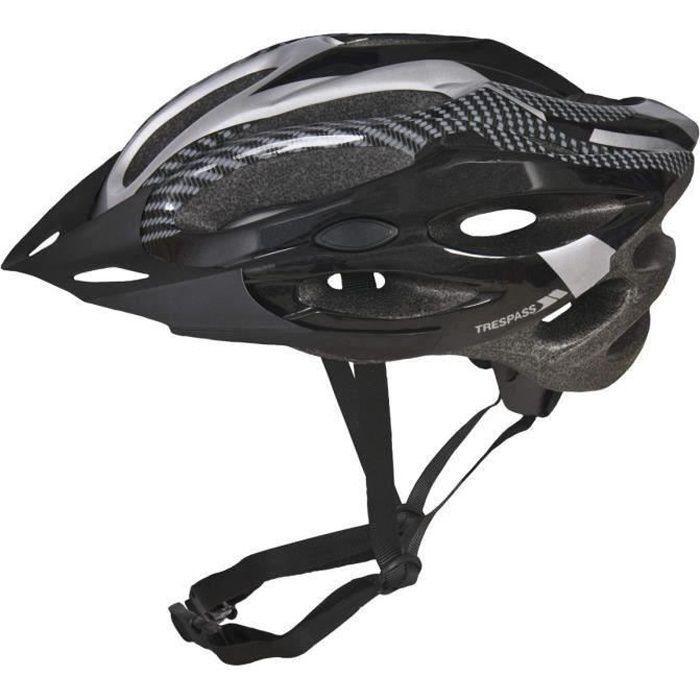 TRESPASS Casque Vélo Adulte+ compteur offert