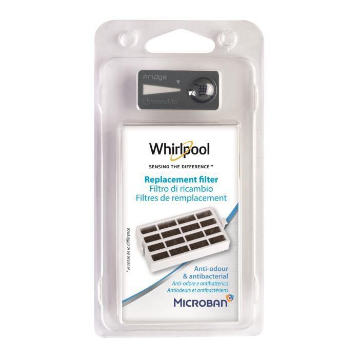 WPRO ABF001 - Filtre AntiBactérien pour Réfrigérateur