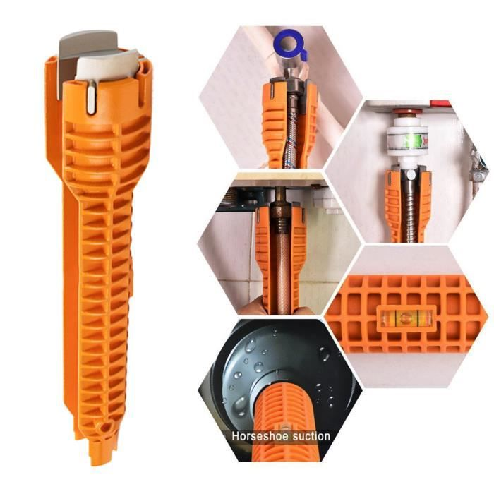 Robinetterie pince 65 mm robinetterie clé rapidement de serrage pince rapidement clés de serrage