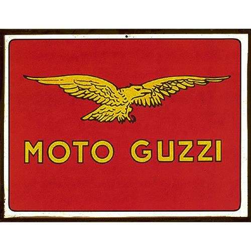 petite plaque metal de collection moto guzzi logo achat vente affiche m tal cdiscount. Black Bedroom Furniture Sets. Home Design Ideas