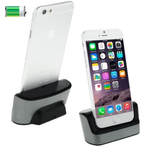 station de charge iphone 6 achat chargeur t l phone pas cher avis et meilleur prix cdiscount. Black Bedroom Furniture Sets. Home Design Ideas
