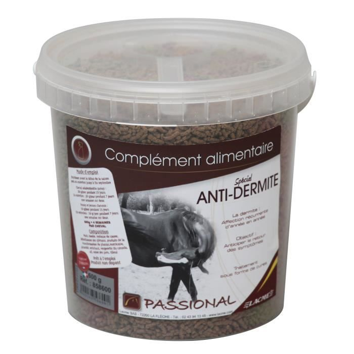 Cheval  -  SUPP.NUTRI ANTI DERMITE 600G