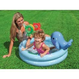 Gonflable Baby Pool Delfin 57l Achat Vente Kit