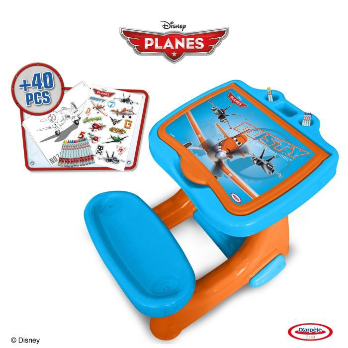 planes bureau enfant d 39 activit s set cr atif achat vente table jouet d 39 activit cdiscount. Black Bedroom Furniture Sets. Home Design Ideas