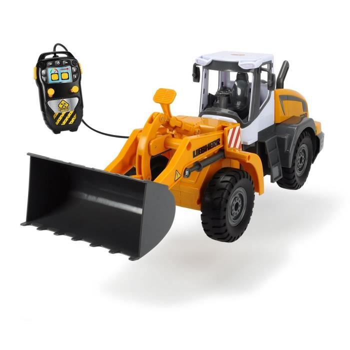 VOITURE - CAMION Dickie - Liebherr Chargeuse 40 cm