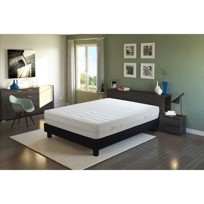 creasom matelas casoria 90x190 cm mousse equilibr. Black Bedroom Furniture Sets. Home Design Ideas