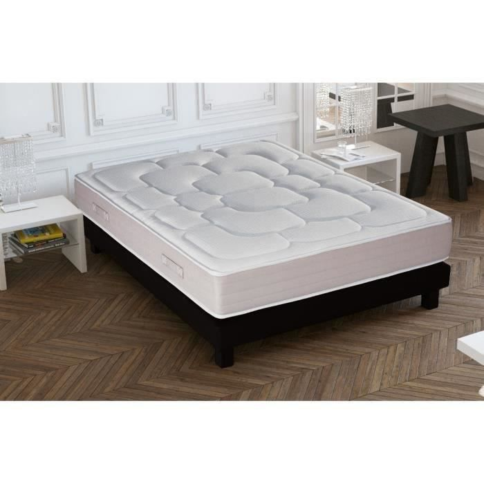 crown bedding matelas sultan 140x190 cm ressorts ferme 722 ressorts ensach s 2 personnes. Black Bedroom Furniture Sets. Home Design Ideas