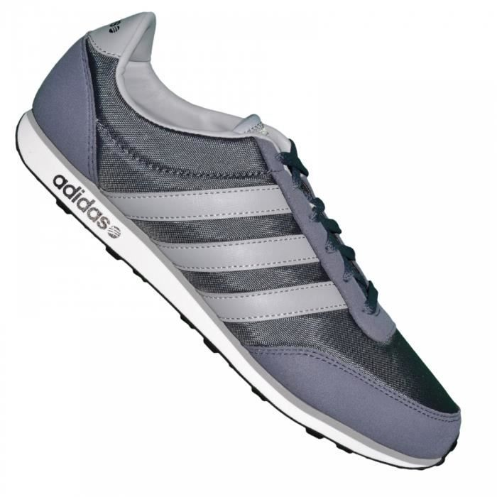 Adidas Neo - Basket - Homme - V … Gris Gris - Cdiscount Chaussures