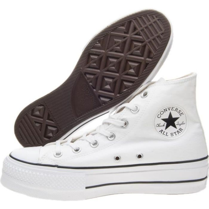 Basket Converse Chuck Taylor All Star Platform Hi Lift ...