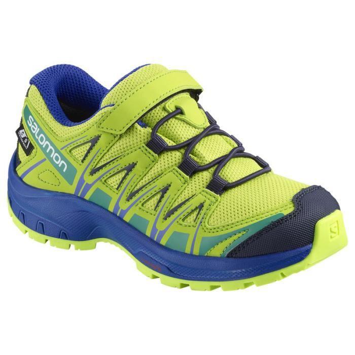 Chaussures de marche Salomon XA Pro 3D CS™ WP K Prix pas