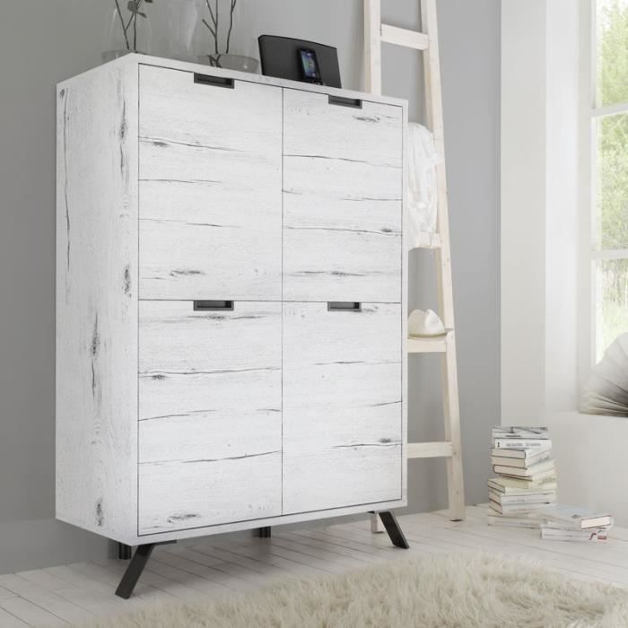 vaisselier industriel achat vente pas cher. Black Bedroom Furniture Sets. Home Design Ideas