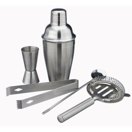 Set cocktail inox