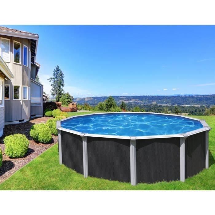 piscine hors sol rectangulaire Vieux-Condé