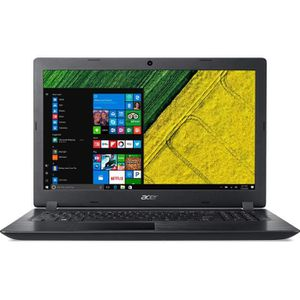 Achat discount PC Portable  ACER PC Portable Aspire A315-21-418F 15,6