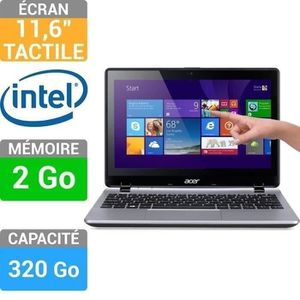 Acer PC Portable Tactile Aspire V3-111P-248F