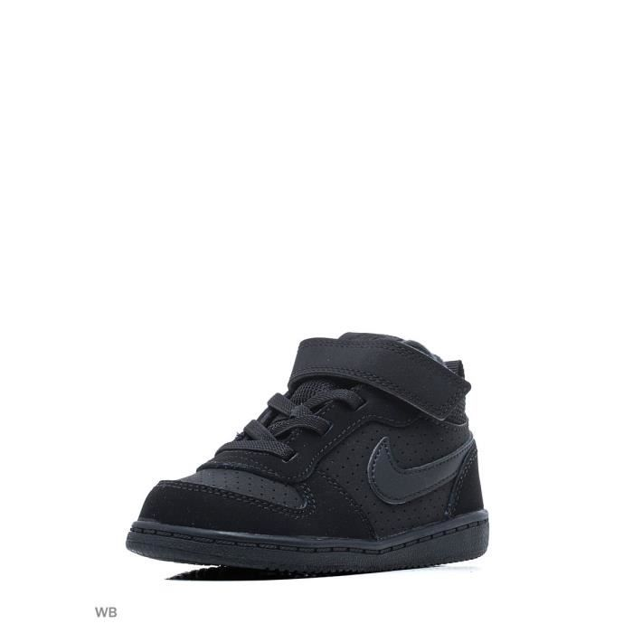 NIKE Baskets Court Borought Mid Chaussures Bébé