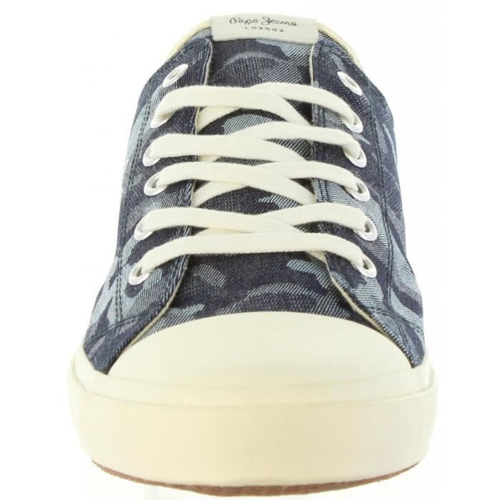 Chaussures pour Homme PEPE JEANS PMS30331 TOKIO 559 DARK DENIM